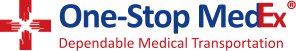 One Stop MedEX LLC Logo